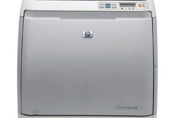 Drukarka HP Color LaserJet 1600: dane techniczne, zdjęcia i opinie