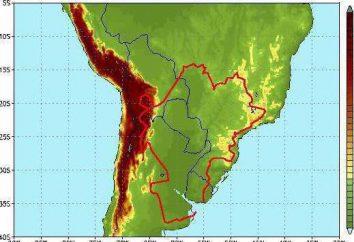 Cuenca del Plata: descripción, foto