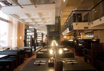 Japanische Restaurants in Moskau. Sushi-Bars in Moskau, Adresse Bewertung