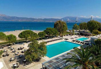 Porto Rio Hotel & Casino 4 * (Grecia, Peloponneso): descrizione della struttura, servizi, recensioni