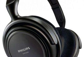 Auriculares Philips SHP2000: descripción, características y opiniones