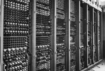 Wymiary 1 komputerowe pokolenie. Rozwój technologii komputerowych i komputer generacji