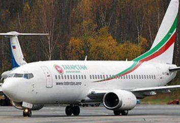 Tatar Airlines: pontual e confiável