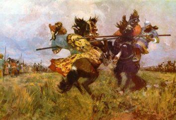 Quando è stata la battaglia di Kulikov, e qual è il suo valore?