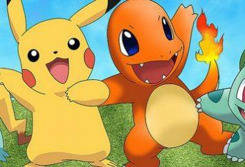 Pokemon. Ewolucja Pokemon: Poziomy