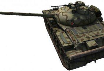 Objeto 140: guia e revisão. 140 objeto no World of Tanks: especificações técnicas