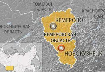 Liste der Kemerovo Region in mehreren Städten