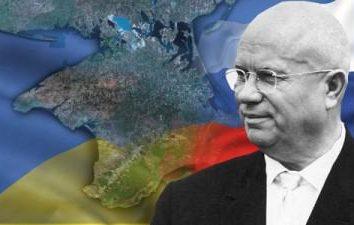 ¿Por qué Jruschov dio Crimea Ucrania? ¿Cuáles son las razones para la anexión de Crimea a Ucrania?