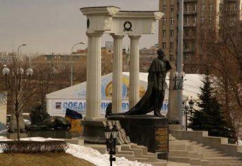 Gogol Boulevard w Moskwie