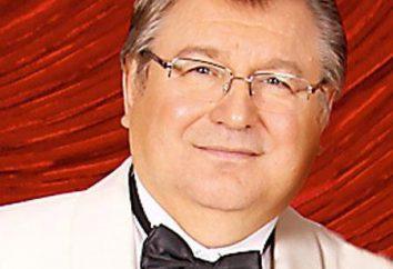 Wiktor Eliseev: biografia, zdjęcia