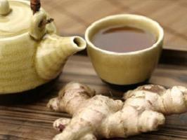 Ginger Gewichtsverlust Ernährung: wie wunderbar Tee aus der Wurzel brauen