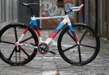 BMW rowery na dyskach Obsada: opinie, zdjęcia