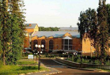 """Sanatorium """"Vyatskiye Uvaly"""". Vyatskie czynniki naturalne w służbie ochrony zdrowia pracowników. Centrum Rehabilitacji """"Vyatskiye Uvaly"""": leczenie uzdrowiskowe"""