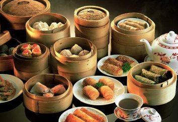 comida chinesa: características e tradições