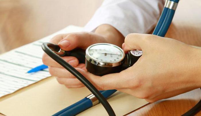 Normes de pression artérielle chez les adultes: table. Les..