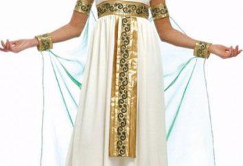 Kleopatra kostium dla dzieci i dorosłych