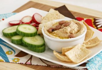 Terrina de grão de bico. hummus Recipes