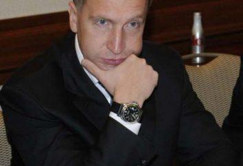 Shuvalov Igor Iwanowicz: biografia, zdjęcia