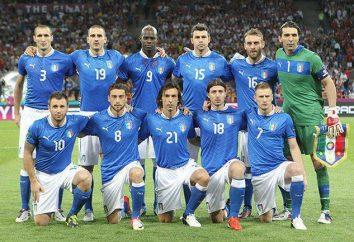 """""""Azzurri"""" – uno de los equipos más fuertes del mundo"""