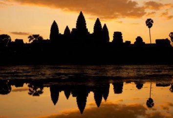 Angkor, Camboja: descrição, fotos e comentários