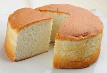 pão de ló sem ovos. biscoitos caseiros: receitas simples