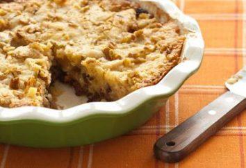 Torte in un forno a microonde. Come cucinare una torta di mele nel forno a microonde?