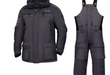 """Suit """"Buran"""" zima: Opis i zalety"""