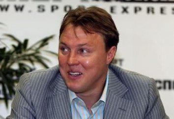 Igor Kolyvanov: reproductor de carrera y el entrenador