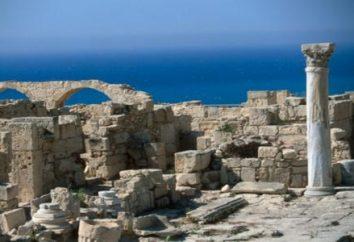 Cypr – zabytki. Co zobaczyć? atrakcje ocena Cypr