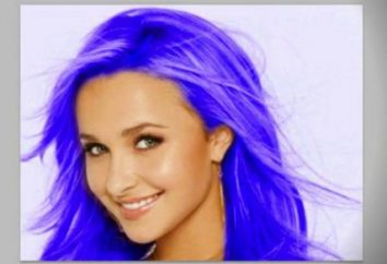 Jak zmienić kolor włosów w Photoshopie: instrukcje dla początkujących