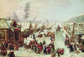 Mardi Gras: uma descrição de um feriado na Rússia, foto. Mardi Gras: a descrição dos dias