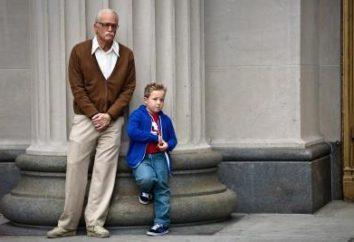 """Il film """"Nonno illecito"""": attori e ruoli"""