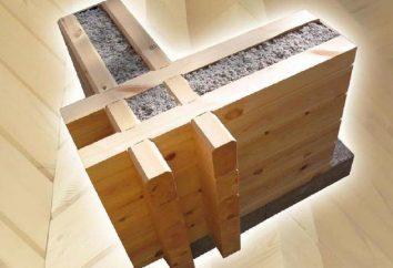 double faisceau: construction de maisons sur la technologie finlandaise. Maison de double faisceau: avis
