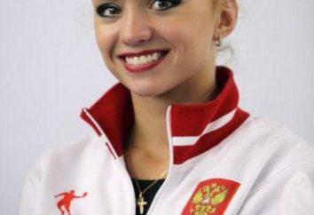 Turnerin Ksenia Dudkin: eine kurze Biographie und Leistungen im Sport