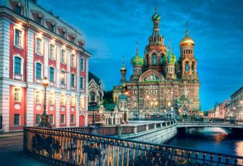 Ciekawe fakty dotyczące Petersburga. Historia Petersburga