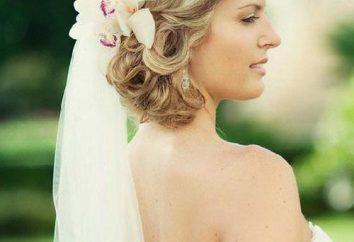 Oryginalna fryzura do ramion włosy