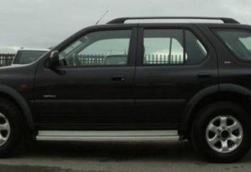 Przegląd SUV Opel Frontera