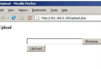 PHP: Datei-Upload auf den Server