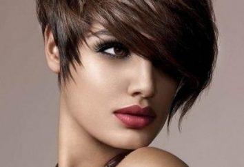 Kreatywne fryzury dla krótkich włosów: styliści czynią je ostrości