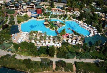 TT Hoteles Pegasos Resort 5 * (Turquía / Alanya): descripción, fotos y comentarios