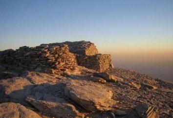 Montanhas na Grécia: Mito e Cristianismo