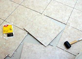Comment utiliser les carreaux de céramique, ou des conseils pour son installation