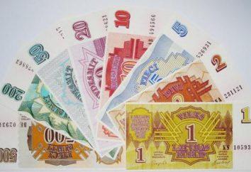 Letónia moeda ontem e hoje