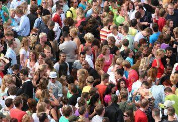Naturalny spadek populacji Rosji: Przyczyny