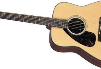 dispositif de guitare – un pas vers le développement d'espaces musicaux