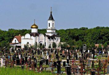 Iversky Women's Monastery (Donetsk): życie w pobliżu śmierci