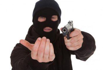 Rozbój – to … kradzież, rozbój, włamanie – co za różnica?