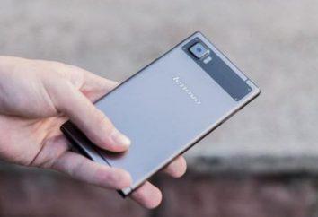 Smartfon Lenovo Vibe Z2: opis, cechy i recenzje