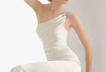 Frisur Kleid Schnitt: die Nuancen der Auswahl