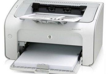 HP 1005 – druk laserowy przystępne dla każdego